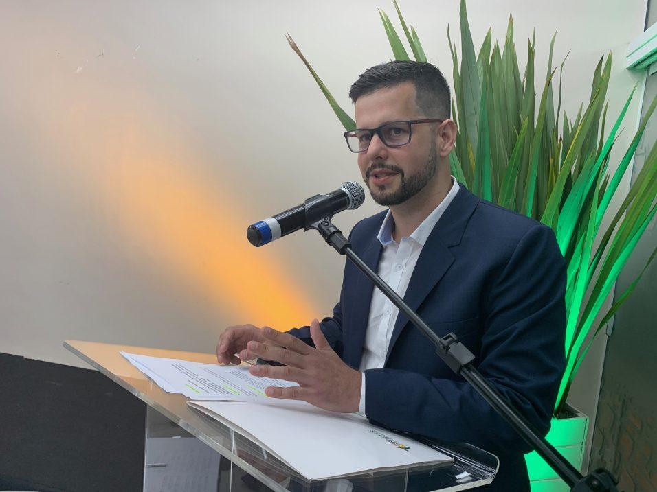 Antônio Augusto Medeiros é o novo presidente do Sintergs RS