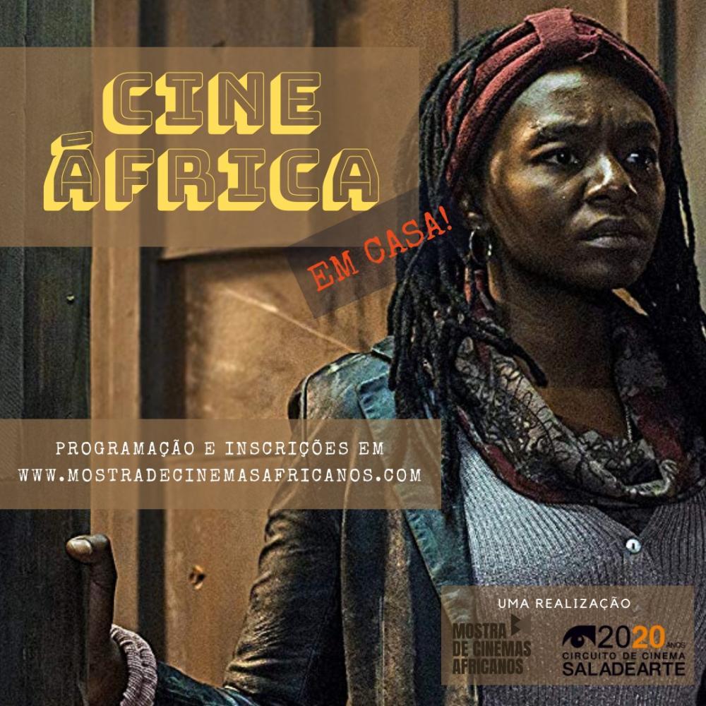 'Cine África | Em Casa' promove sessões virtuais de filmes africanos