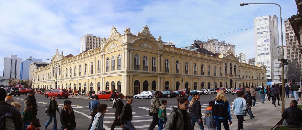 MERCADO PÚBLICO - registro como Patrimônio Cultural Imaterial RS